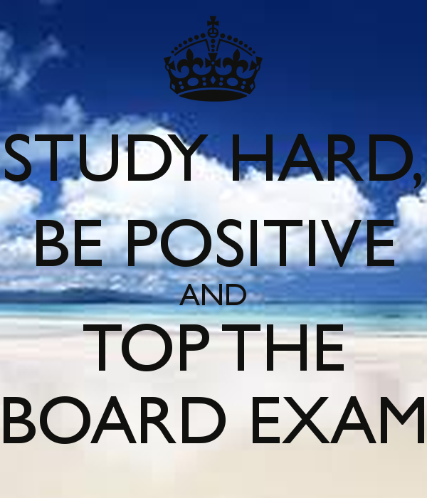 how to begin exam study vce